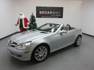 2007 Mercedes-Benz SLK350 3.5L Farmers Branch, TX