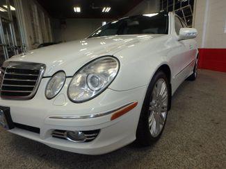 2007 Mercedes E350 4-Matic, SHARP SEDAN, BLACK  ROOF, Saint Louis Park, MN 20