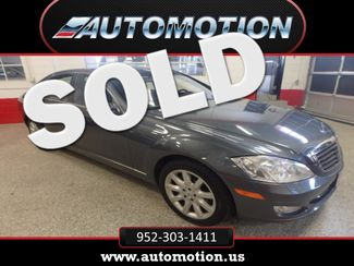 2007 Mercedes S550 4-Matic BEYOND LOADED, SO SMOOTH, LUXURIOUS. Saint Louis Park, MN