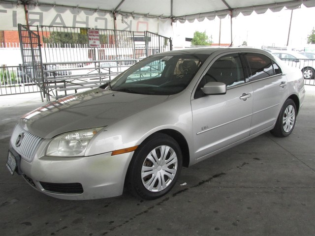 2007 Mercury Milan Please call or e-mail to check availability All of our vehicles are availabl