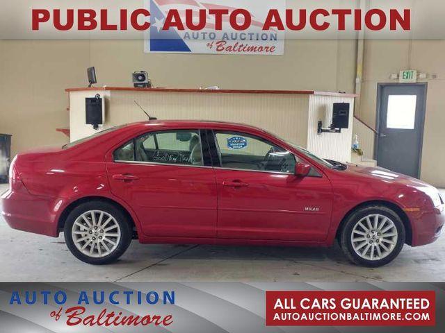 2007 Mercury Milan Premier | JOPPA, MD | Auto Auction of Baltimore  in JOPPA MD