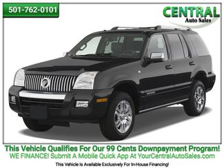 2007 Mercury Mountaineer  | Hot Springs, AR | Central Auto Sales in Hot Springs AR