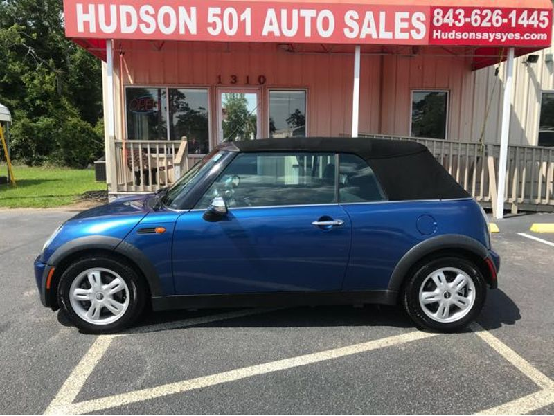 2007 Mini Convertible Convertible | Myrtle Beach, South Carolina | Hudson Auto Sales in Myrtle Beach South Carolina