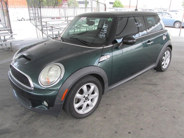 2007 MINI Hardtop S Please call or e-mail to check availability All of our vehicles are availab