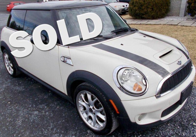 2007 Mini Hardtop S | Harrisonburg, VA | Armstrong's Auto Sales in Harrisonburg VA