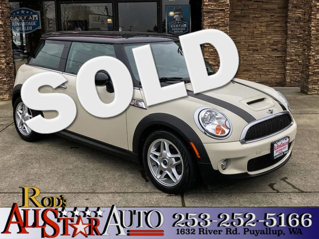 2007 MINI Hardtop S The CARFAX Buy Back Guarantee that comes with this vehicle means that you can