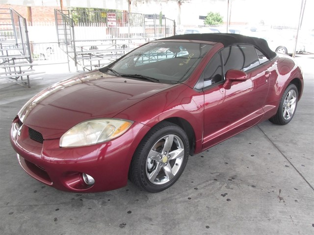 2007 Mitsubishi Eclipse GS Please call or e-mail to check availability All of our vehicles are