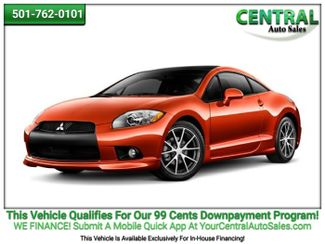 2007 Mitsubishi Eclipse GS | Hot Springs, AR | Central Auto Sales in Hot Springs AR