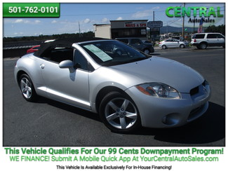2007 Mitsubishi Eclipse in Hot Springs AR