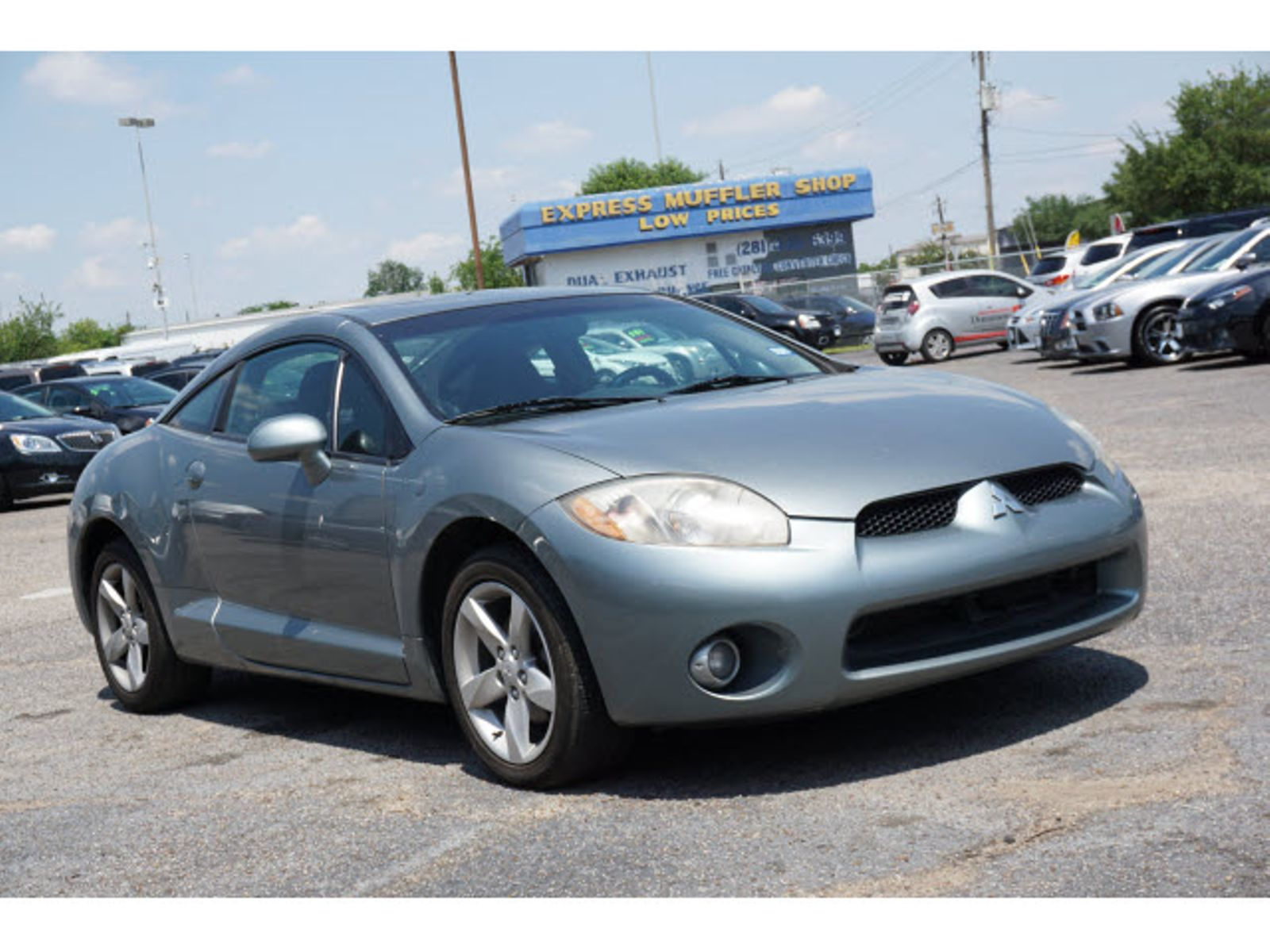Marvelous ... 2007 Mitsubishi Eclipse GT City Texas Vista Cars And Trucks In Houston,  Texas ...