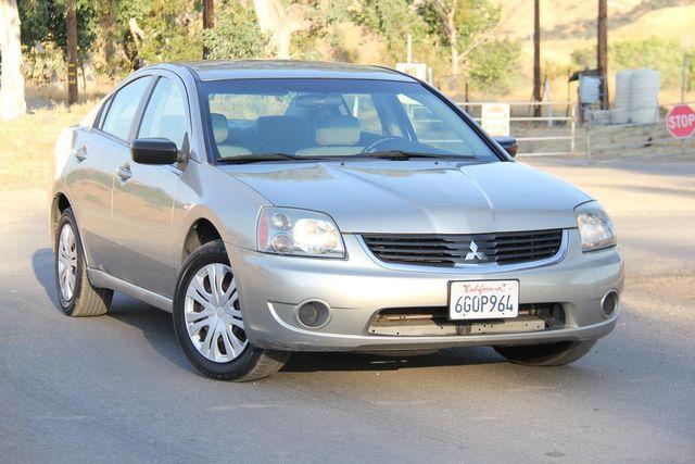 2007 Mitsubishi Galant ES Santa Clarita, CA 3