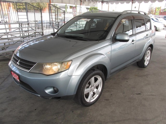 2007 Mitsubishi Outlander XLS This particular Vehicle comes with 3rd Row Seat Please call or e-ma
