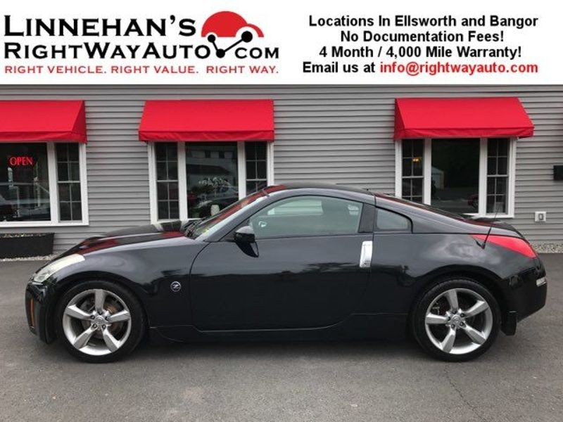 2007 Nissan 350Z Enthusiast  in Bangor, ME