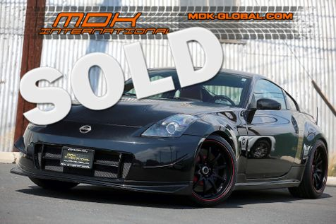 2007 Nissan 350Z Touring - Highly modified - Top components in Los Angeles