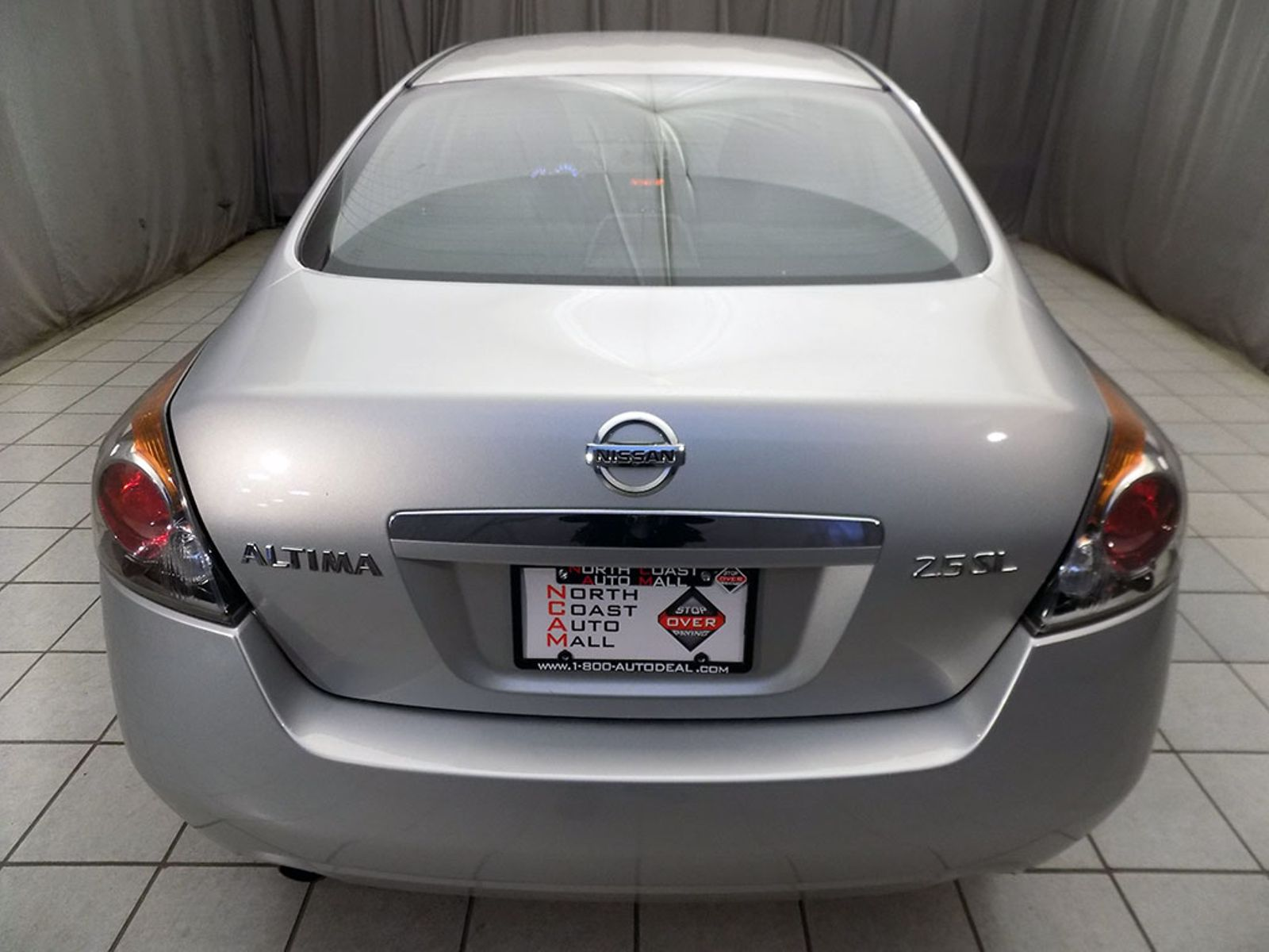 2007 Nissan Altima 25 S As low as 799 DOWN city Ohio North Coast