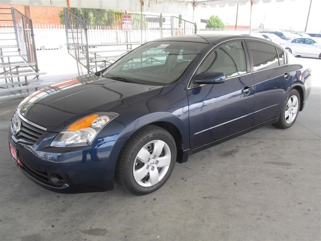 2007 Nissan Altima 25 S This particular vehicle has a SALVAGE title Please call or email to chec