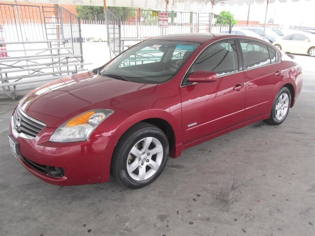 2007 Nissan Altima 25 Hybrid This particular Vehicles true mileage is unknown TMU Please call