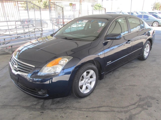 2007 Nissan Altima 25 Hybrid This particular vehicle has a SALVAGE title Please call or email to
