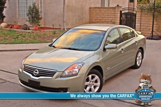 2007 Nissan ALTIMA HYBRID SEDAN 2.5L 1-OWNER NEW TIRES ALLOY WHLS GAS SAVER Woodland Hills, CA