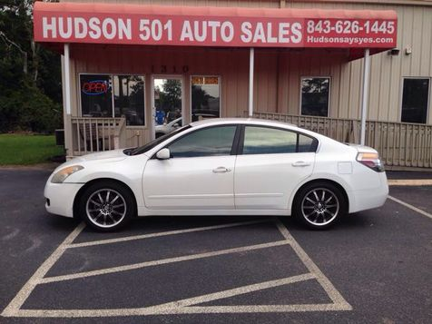 2007 Nissan Altima 2.5 S | Myrtle Beach, South Carolina | Hudson Auto Sales in Myrtle Beach, South Carolina