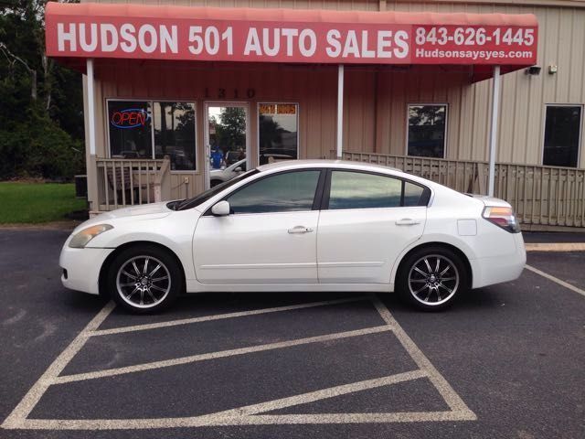 2007 Nissan Altima 2.5 S | Myrtle Beach, South Carolina | Hudson Auto Sales in Myrtle Beach South Carolina