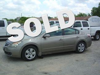 2007 Nissan Altima 2.5 S San Antonio, Texas