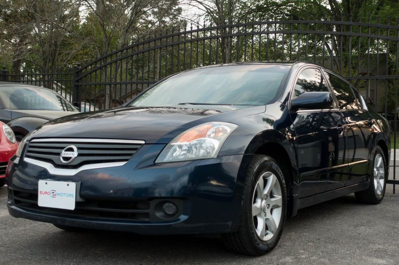 2007 Nissan Altima 25 S   Texas  EURO 2 MOTORS  in , Texas