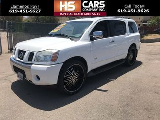 2007 Nissan Armada LE Imperial Beach, California