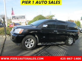 2007 Nissan Armada LE Seattle, Washington
