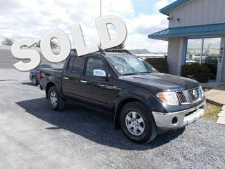 2007 Nissan Frontier in Harrisonburg VA