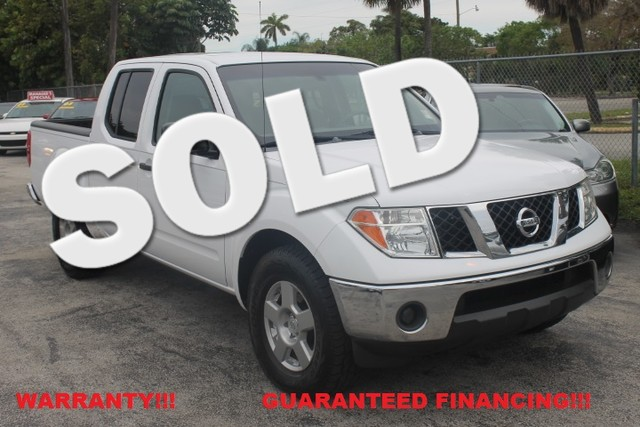 2007 Nissan Frontier SE  WARRANTY CARFAX CERTIFIED AUTOCHECK CERTIFIED 1 OWNER 7 SERVICE RE