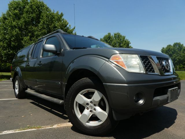 2007 Nissan Frontier LE Sterling, Virginia 1