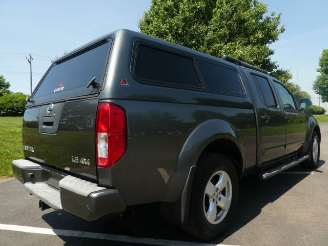 2007 Nissan Frontier LE Sterling, Virginia 2