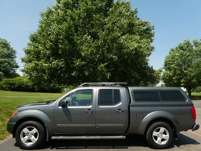 2007 Nissan Frontier LE Sterling, Virginia 4