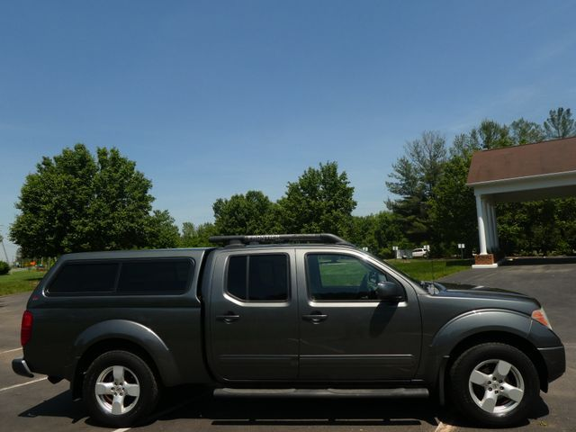 2007 Nissan Frontier LE Sterling, Virginia 5
