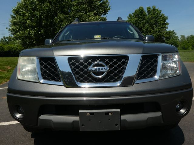 2007 Nissan Frontier LE Sterling, Virginia 6