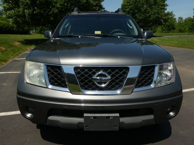 2007 Nissan Frontier LE Sterling, Virginia 8