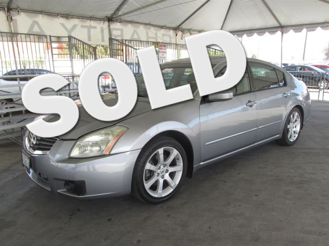 2007 Nissan Maxima 35 SE Please call or e-mail to check availability All of our vehicles are a