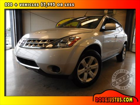 2007 Nissan Murano S in Airport Motor Mile ( Metro Knoxville ), TN