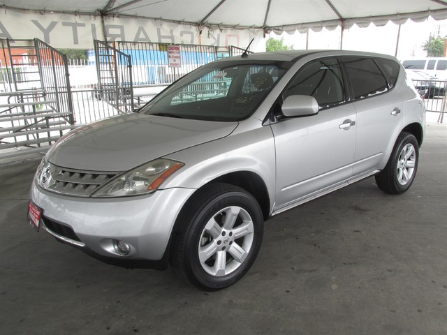 2007 Nissan Murano SL Please call or e-mail to check availability All of our vehicles are avail