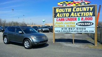 2007 Nissan Murano in Harwood, MD