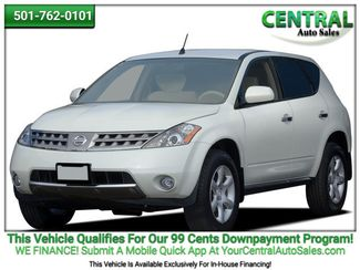 2007 Nissan Murano SL | Hot Springs, AR | Central Auto Sales in Hot Springs AR