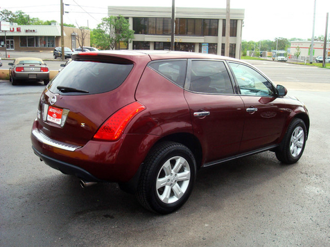 2007 Nissan Murano S | Nashville, Tennessee | Auto Mart Used Cars Inc. in Nashville, Tennessee