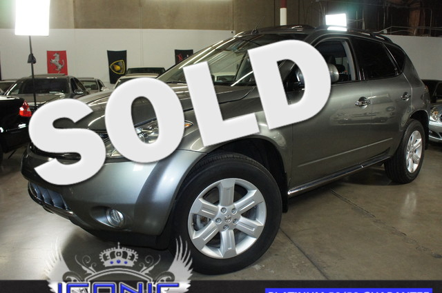 This 2007 Nissan Murano SL is a Iconic Motors Featured Car