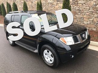 2007 Nissan Pathfinder SE Knoxville, Tennessee