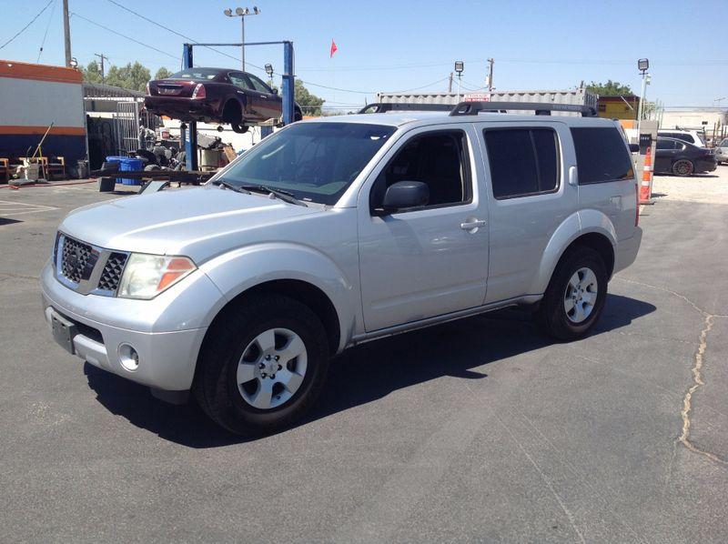2007 Nissan Pathfinder S | LAS VEGAS, NV | Diamond Auto Sales | LAS ...