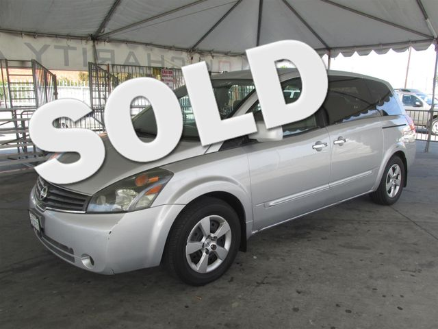 2007 Nissan Quest Base Please call or e-mail to check availability All of our vehicles are avai