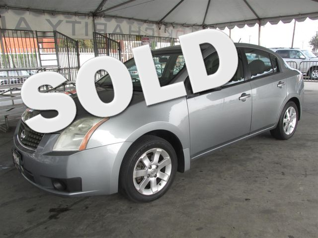 2007 Nissan Sentra 20 S Please call or e-mail to check availability All of our vehicles are av