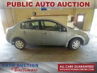 2007 Nissan Sentra 2.0   JOPPA, MD   Auto Auction of Baltimore  in Joppa MD