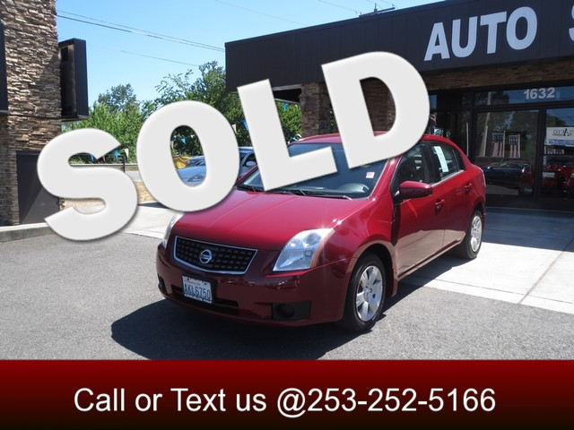 2007 Nissan Sentra 20 The CARFAX Buy Back Guarantee that comes with this vehicle means that you c